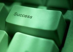 Success starts her